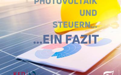 Photovoltaik und Steuern: Fragen und Antworten